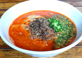 シビレ系坦々麺