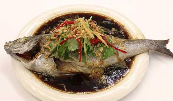 広東風いさきの蒸し物 シャンウェイの本格中華レシピ