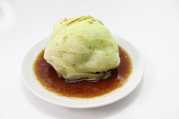 簡単!シーズニングソースでレタスを食べよう プロのレシピ vol.6
